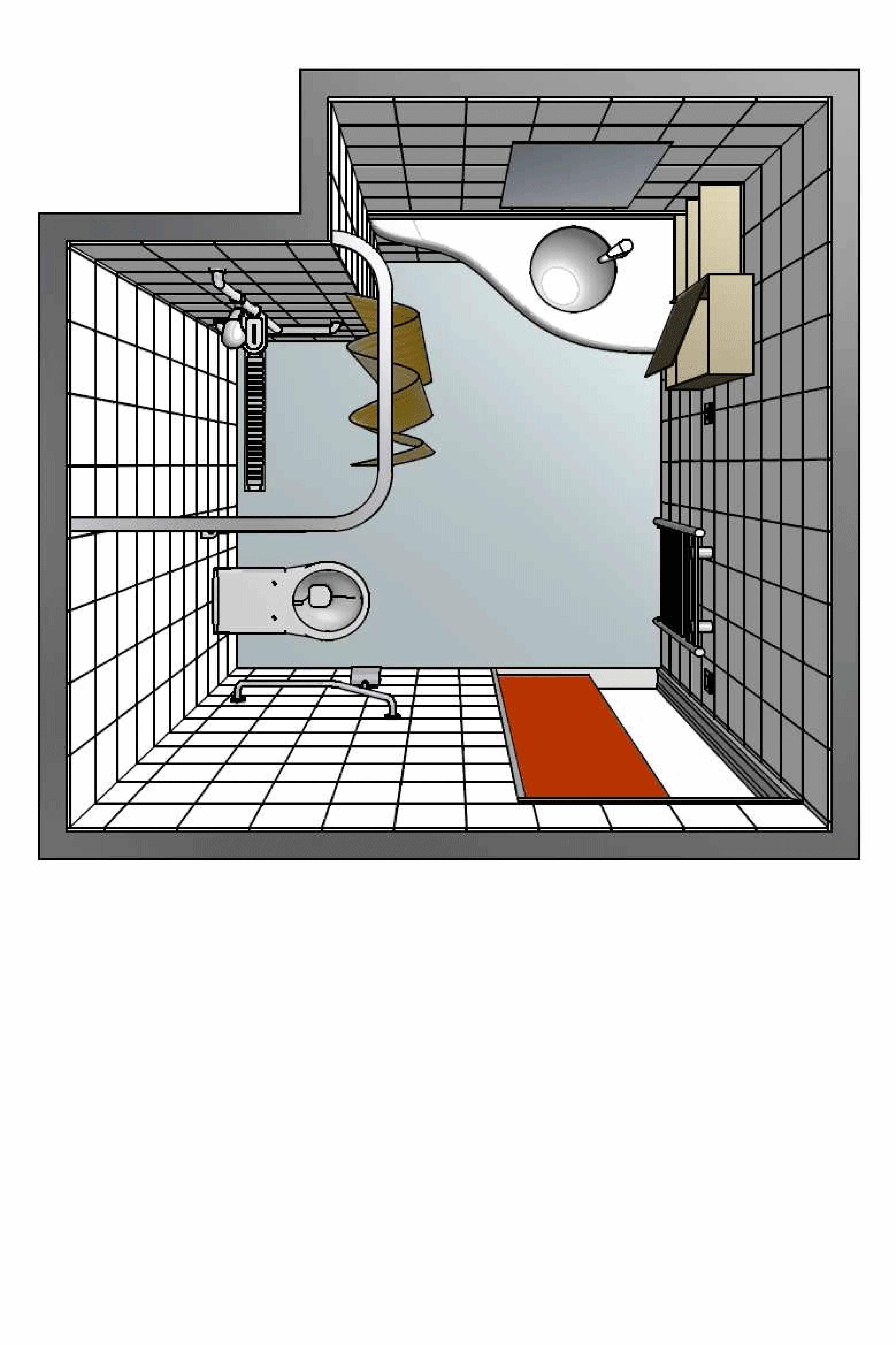 Salle de bain hopital 28 images ehpad joseph de nay h for Module salle de bain